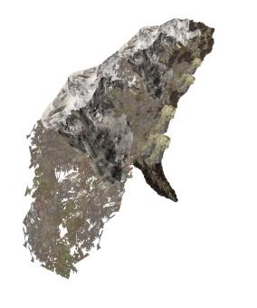 _Mountain 50x40 cm